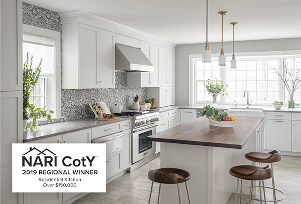 GMT Home Designs Inc. Named NARI 2019 Regional CotY™ Winner